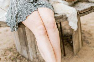 Caring for Sunburned Feet
